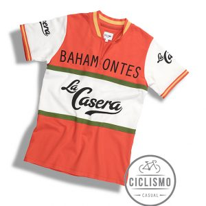 Bahamontes - La Casera retro shirt